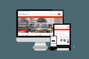 Ofipick SL- Diseño Páginas web