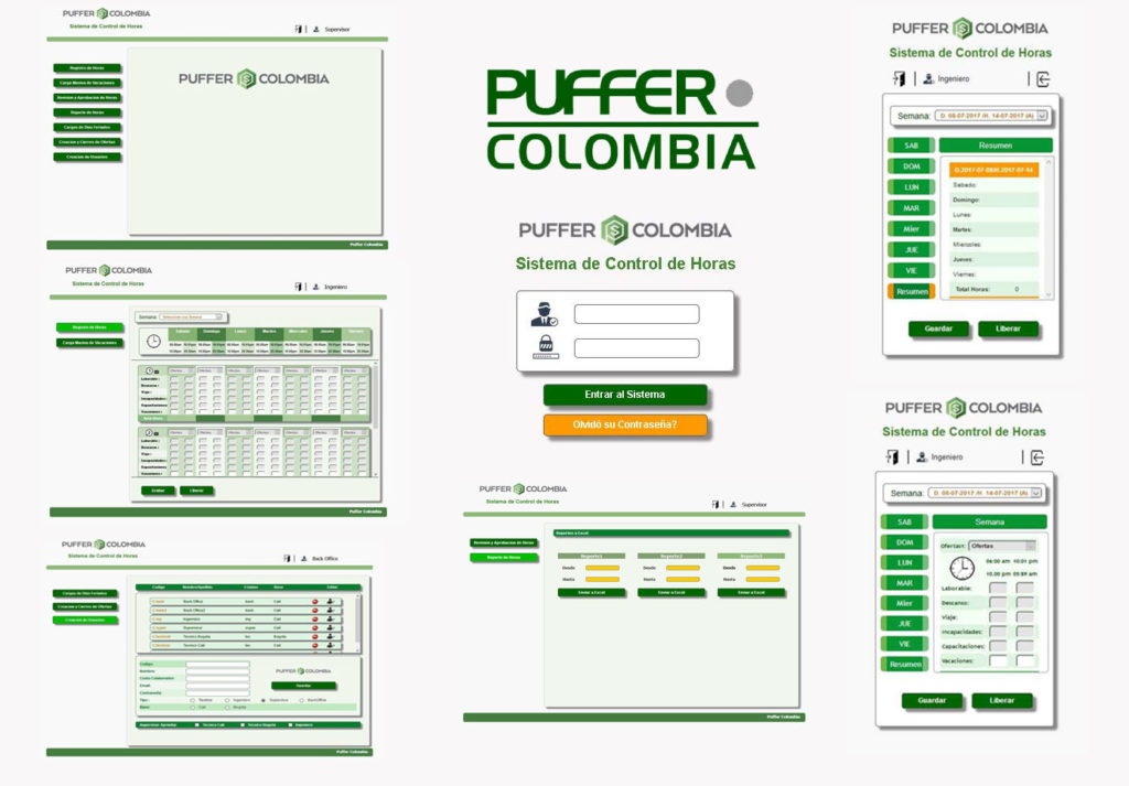 Puffer Colombia