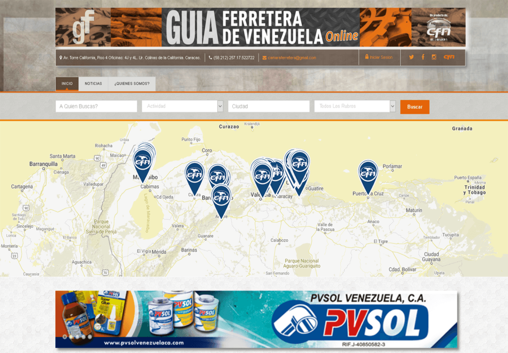 Guia Ferretera Nacional